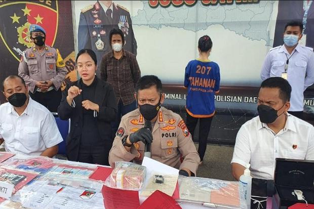 Wanita Cantik Ini Raup Rp48 Miliar dari Penipuan Investasi Tanah di Surabaya