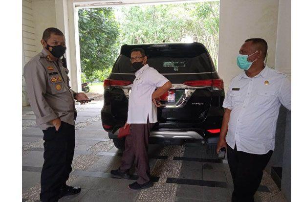 Polres Bone Bolango Dirikan Enam Pos Penjagaan dan Pengamanan Idul Fitri