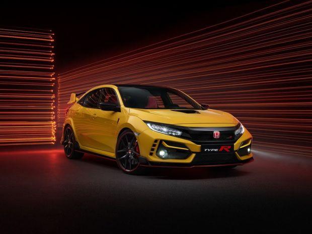 Semakin Ganas, HPM Hadirkan New Honda Civic type R 2021