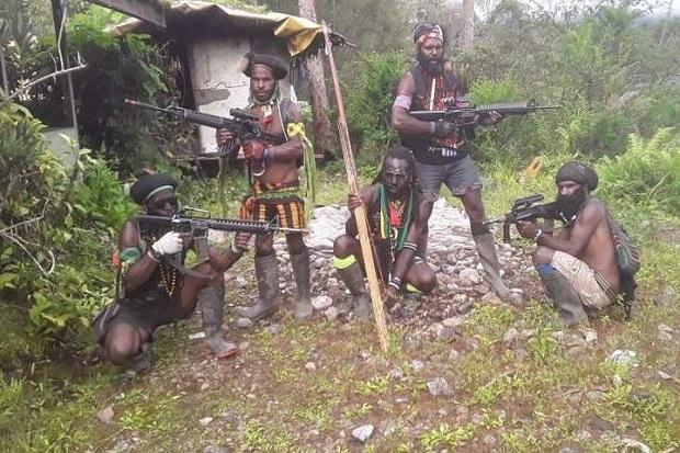 OPM Pimpinan Lerrymayu Serang Polsek dan Bakar Rumah Penduduk di Ilaga Papua