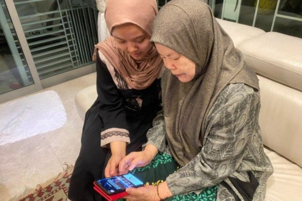 2 Aplikasi Silaturahmi Virtual untuk Orang Tua Gaptek