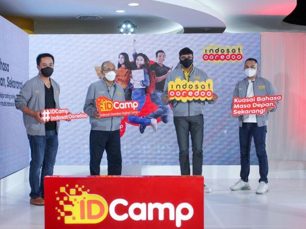 Lewat IDCamp 2021, Indosat Ooredoo Bagikan Beasiswa Coding Daring