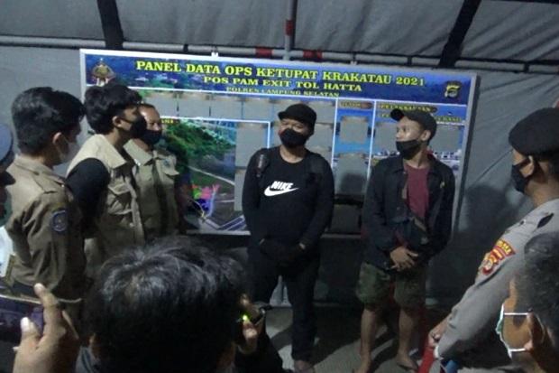 Diputar Balik di Pelabuhan Bakauheni, Pemudik Asal Jambi Tujuan Jakarta Ngamuk