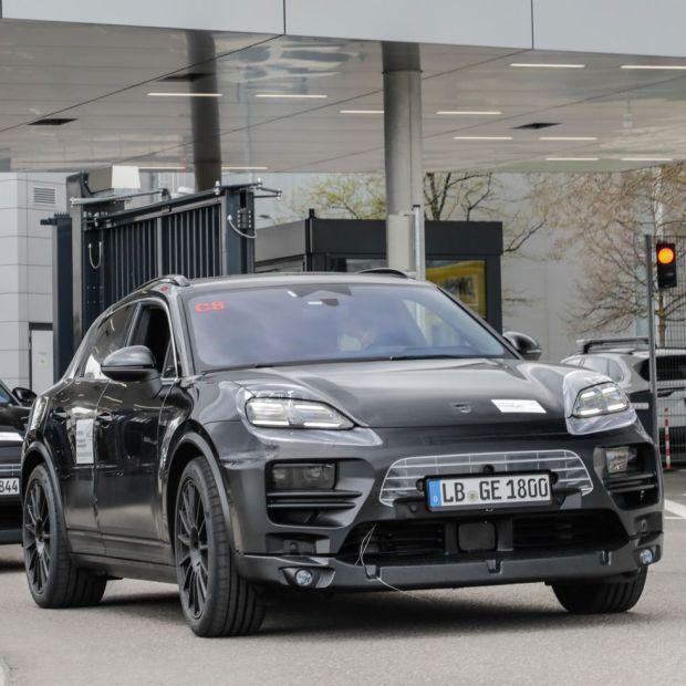 Siap-siap, Porsche Macan Listrik akan Dirilis pada 2023