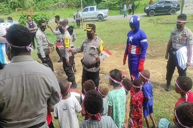Rombongan Kapolres Maybrat Polda Papua Barat Ditembaki Kelompok Bersenjata