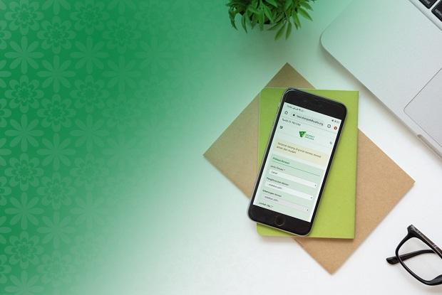 Membayar Zakat Fitrah Secara Online, Sahkah?