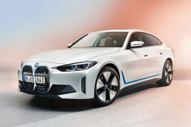 BMW Gaet Komposer Film Batman buat Suara Knalpot Buatan Mobil Listrik
