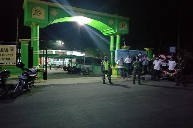 Puluhan Pemuda Katolik Geruduk 3 Masjid di Kefamenanu, Jaga Keamanan Malam Takbiran
