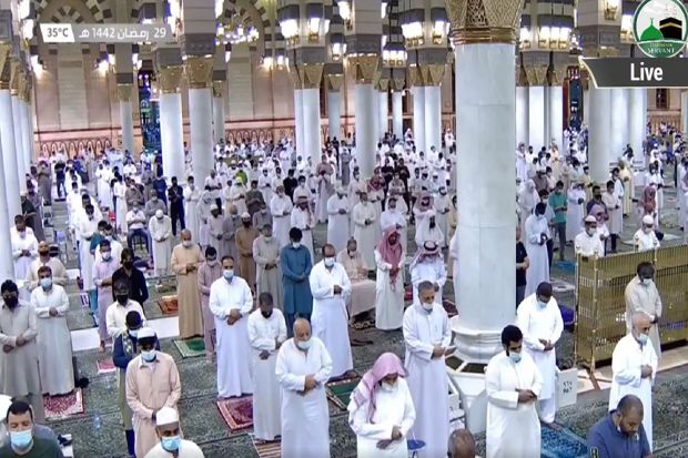 Sedih Ketika Ramadhan Pergi Tanda Lembutnya Hati