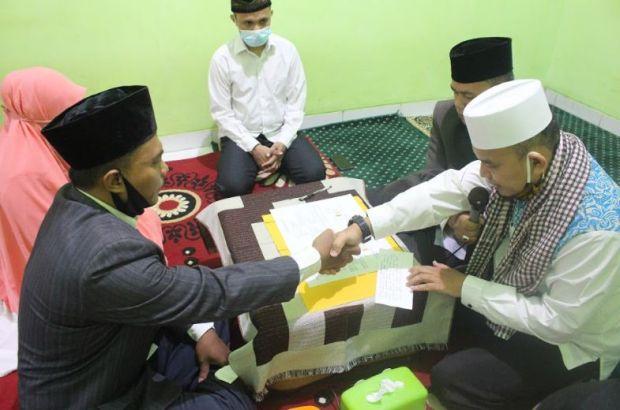Ramadan Buka Pintu Hidayah, Dompet Dhuafa Mediasi Pernikahan Santri Mualaf