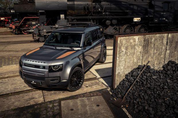 Tren Modif Gila, Land Rover Defender Baru Dibuat Seperti Berkarat