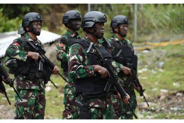 3 Tim Pasukan Elit TNI Ini yang Menembak Mati Komandan OPM Lesmin Walker dan Pukul Mundur KKB