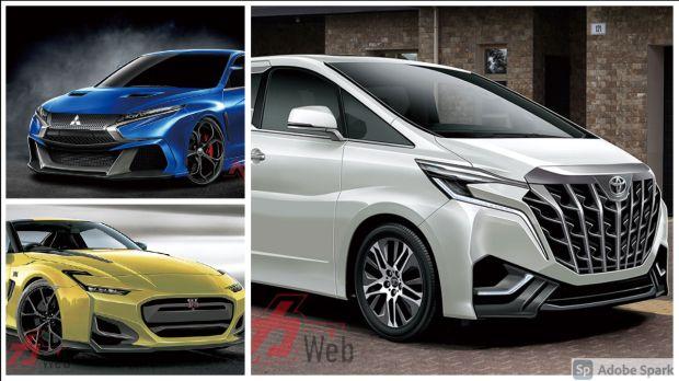 Ini Dia Tiga Mobil Konsep yang Gagal Mendebut di Tokyo Motor Show 2021