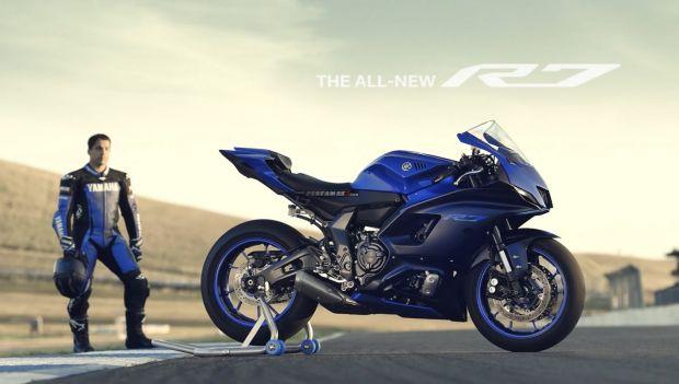 Diluncurkan Minggu Depan, Wujud Asli Yamaha R7 Sudah Beredar Duluan
