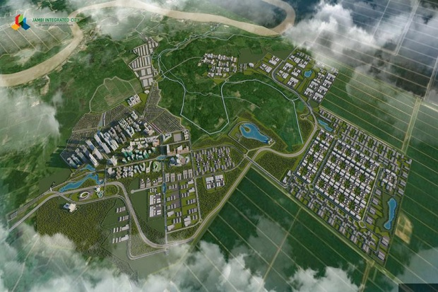 Proyek Kawasan Industri Nasional di Jambi Dijegal Mafia Tanah