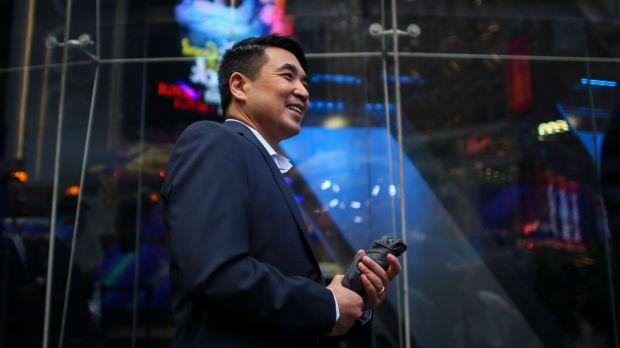 Bos dan Pendiri Zoom Eric Yuan Alami Kelelahan Rapat Virtual