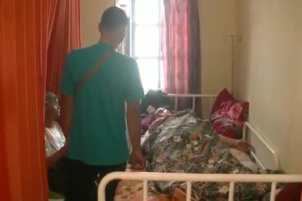 Subang Gempar, Ditolak Rujuk Pria Ini Bacok Mantan Istri Hingga Bersimbah Darah