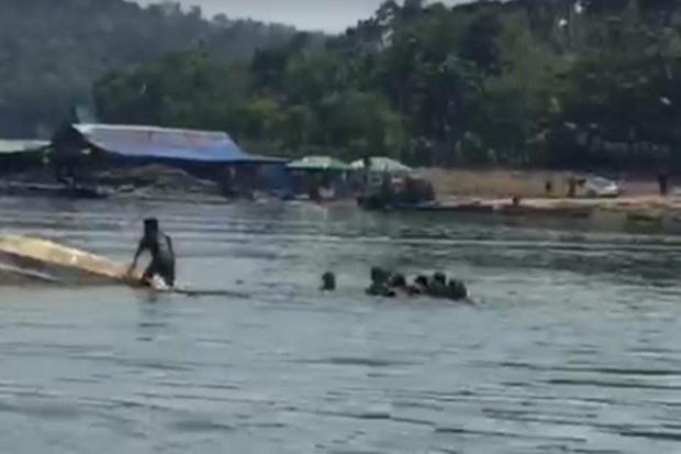 Air Mata Siswanti Menitik di Tepi Waduk Kedung Ombo, Adik, Anak, dan Keponakannya Tenggelam