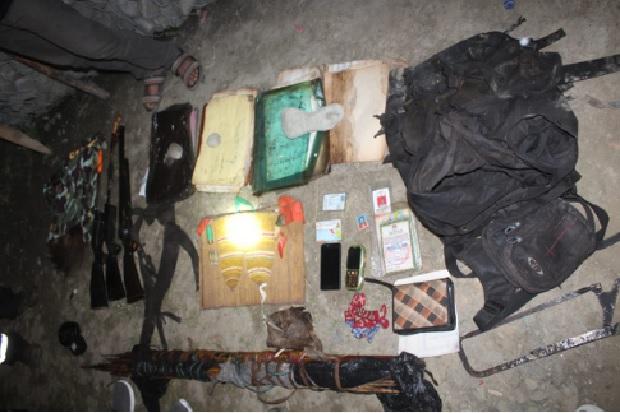 Gerebek Honai Teroris Numbuk Talenggeng, Pasukan TNI-Polri Sita Senapan, Peluru dan Dokumen OPM