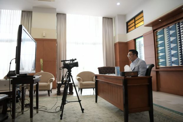 Ridwan Kamil: Pemuda, Hati-Hati Pilih Karier di Era Industri 4.0!