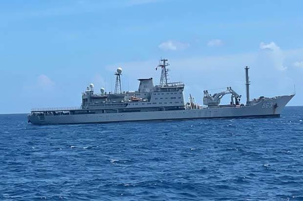 Ini Kecanggihan 3 Kapal China yang Sukses Angkat Serpihan KRI Nanggala-402