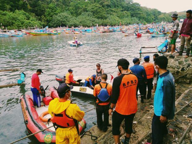 Wisatawan Bandung Hanyut di Pantai Santolo Garut Ditemukan Meninggal Dunia