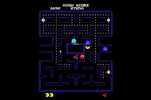 Game Pac-Man Hilang dari Situs Web Amazon