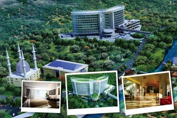 Lahan Sentul City 9,4 Hektare Dibeli Developer Asal Malaysia