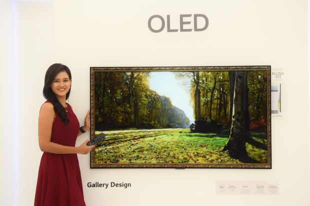 LG Perbanyak Seri TV OLED di 2021, Incar Konsumen Lebih Luas