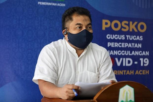 Kendalikan Penyebaran Covid-19, Gubernur Aceh Keluarkan Instruksi PPKM Mikro