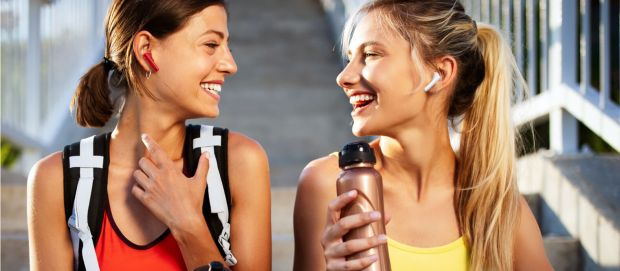Tips Manfaatkan Smartband Agar Rajin Olah Raga Setelah Lebaran
