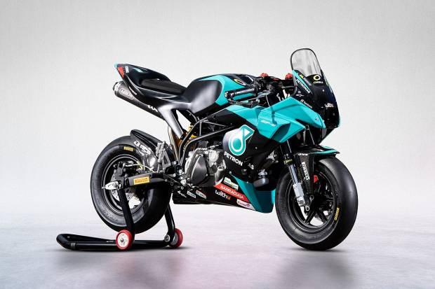 Limited Edition, Motor Valentino Rossi Versi MiniGP hanya Diproduksi 46 Unit