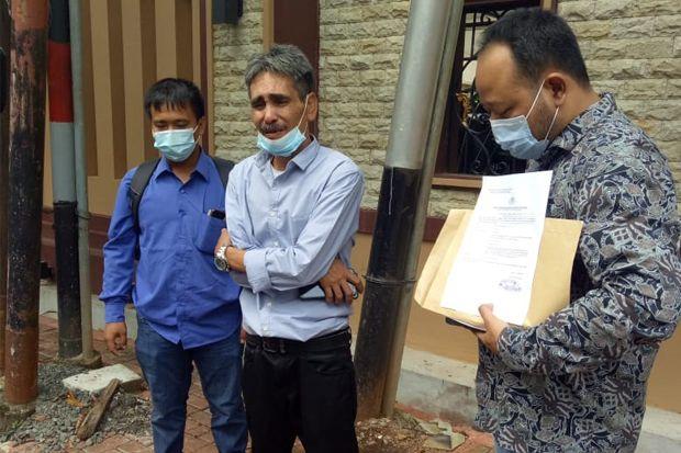 Butuhkan Keadilan, Dua Warga Laporkan Penyidik Polda Kepri ke Paminal Polri