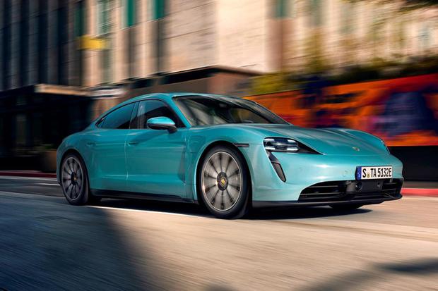 Porsche Siapkan Mobil Listrik Terbaru untuk Menantang Tesla dan BMW i4
