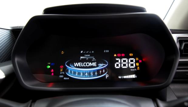 Mengenal Simbol-Simbol Indikator pada Meter Cluster di Mobil