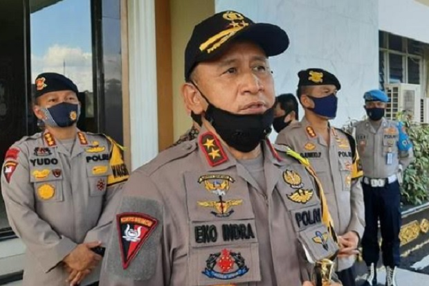 Kapolda Sumsel Ungkap Polisi Korban Penusukan di Palembang Terluka di Leher