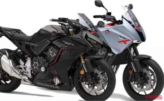 Honda Siap Hadirkan CBR1000R dan CB1000X 2022