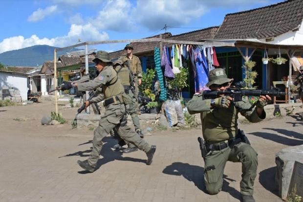 Latihan Perang Kota, Marinir Indonesia dan Amerika Serang Pemukiman di Situbondo
