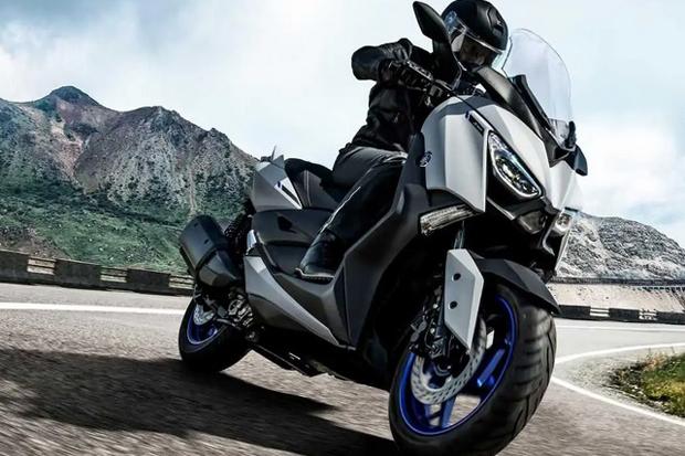 Yamaha XMAX ABS 2021Akan Diluncurkan di Jepang, Harganya Fantastis