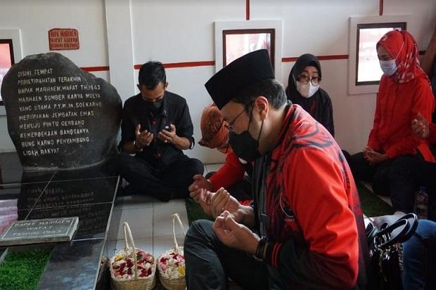 Situs Makam Marhaen Tak Terurus, PDIP Jabar Tuntut Atensi Pemkot Bandung