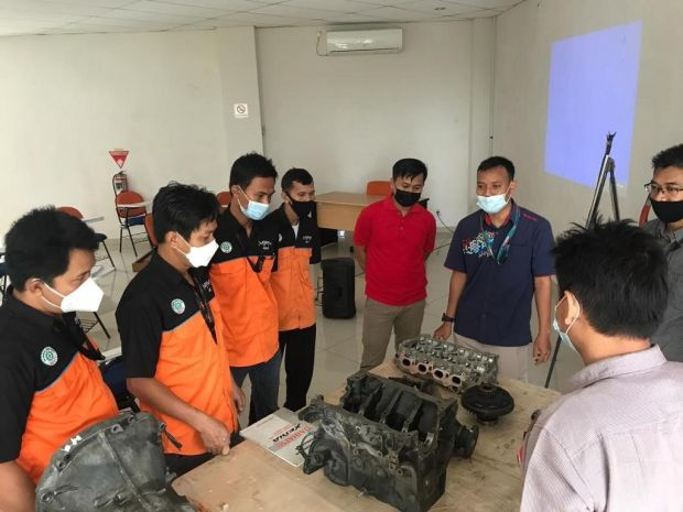 Tambah Ilmu Mekaniknya, MPMRent Gelar Pelatihan Bersama Daihatsu