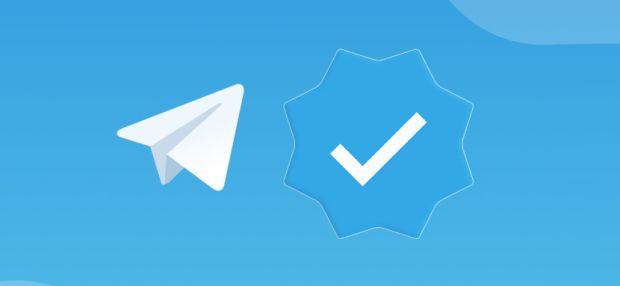 Cara Dapat Verifikasi Centang Biru di Telegram