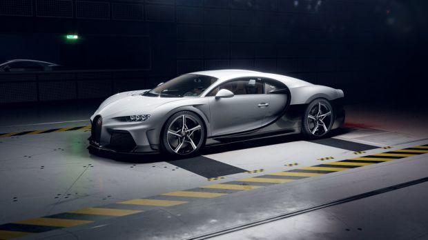 Bugatti Chiron Super Sport, Obat Kecewa buat Para Crazy Rich