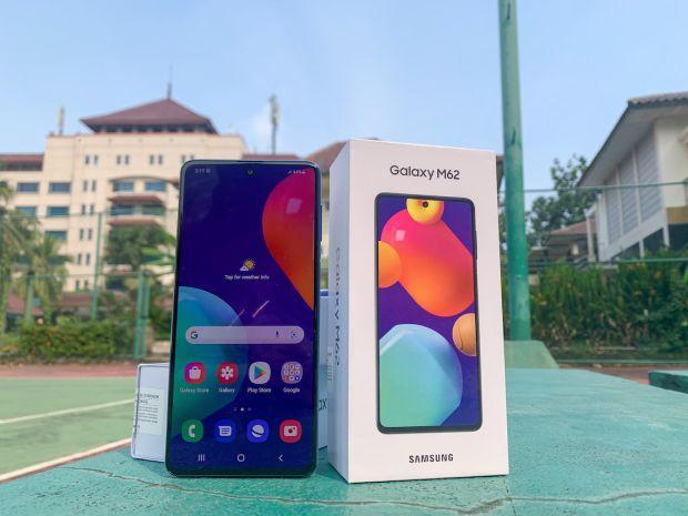 Harga, Spesifikasi, dan Alasan Beli Samsung Galaxy M62