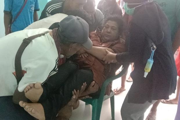 Uang Sekolah Belum Lunas, Kepala Sekolah SD Inpres Bersimbah Darah Ditikam Wali Murid