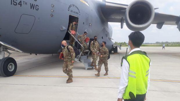 Pesawat Tempur Indonesia dan Amerika Latihan Bersama di Riau, Ada Apa?