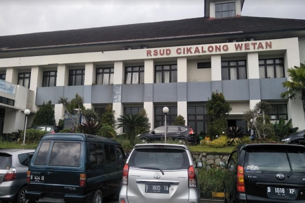 Pasien COVID-19 Membeludak, Ruang Isolasi Tiga RSUD di Bandung Barat Penuh