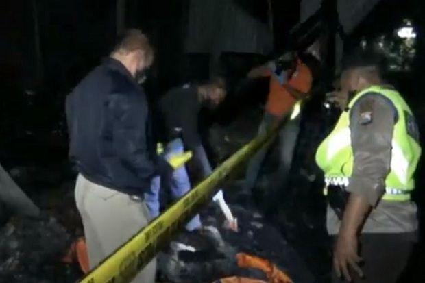 Kebakaran Hebat Gegerkan Tuban, Pensiunan PNS Tewas Terpanggang di Tempat Tidur