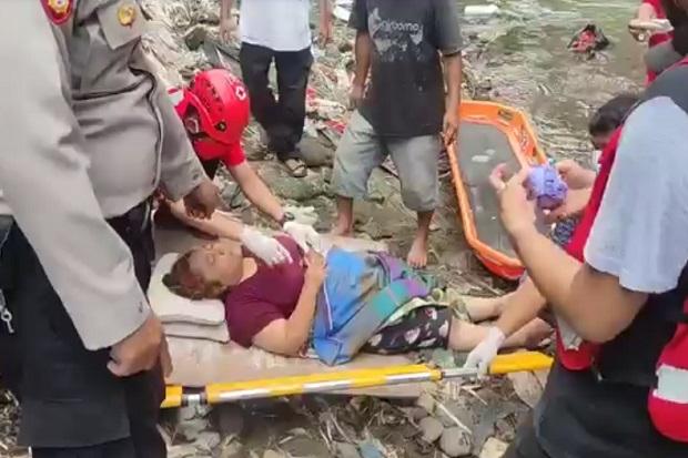 Kota Malang Gempar, Seorang Wanita Terjun Dari Jembatan Setinggi 25 Meter