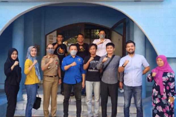 Dispora Makassar dan KNPI Akan Gowes dan Zumba Bareng